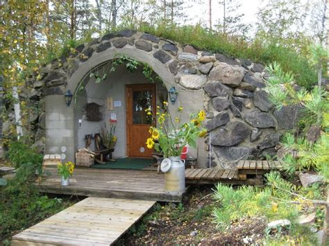 Cottage With Sauna by Cottage W Sauna Nearby Looks Like A Hobbit House