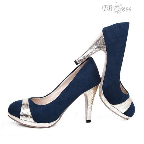 tbdress navy blue and silver wedding theme for your