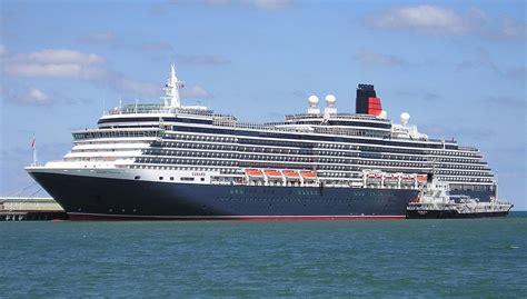 cunard cruise ms queen victoria wikipedia