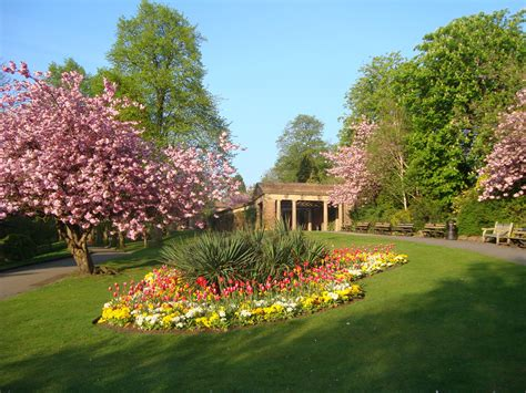 Valley Garden by Spotlight On The Harrogate Discover Britain S Towns