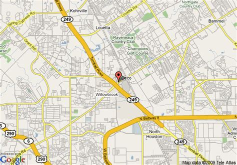 willowbrook mall map map of hton inn houston willowbrook mall houston