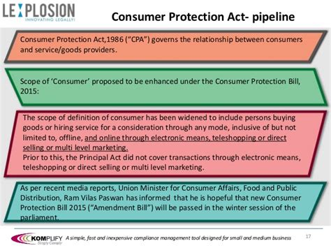 section 17 consumer protection act section 17 consumer protection act 28 images copra