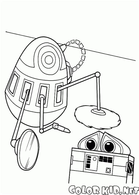 wall e coloring pages coloring page repairs wall e