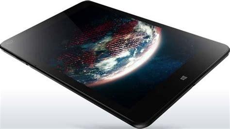 Lenovo Tablet Windows 8 lenovo thinkpad 8 windows 8 1 tablet launched gadgetsin