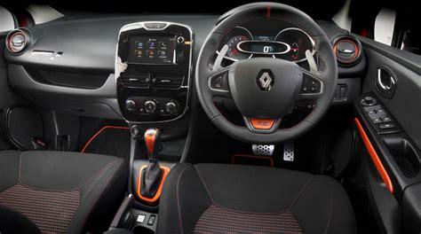 Renault Clio Sport 2014 Interior
