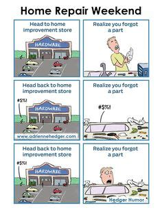 home improvement humor images funny cartoons