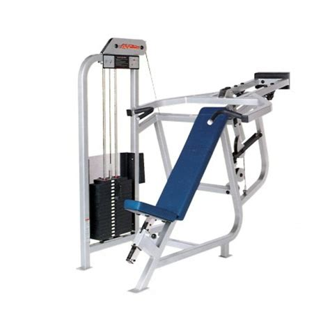 Incline Machine by Fitness Pro 1 Chest Incline Machine De Musculation