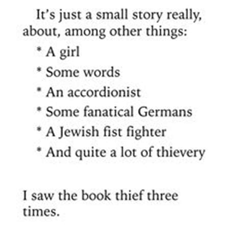 themes in the book just listen pics for gt the book thief quotes tumblr
