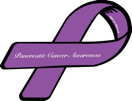 pancreatic cancer ribbon color custom ribbon pancreatic cancer awareness