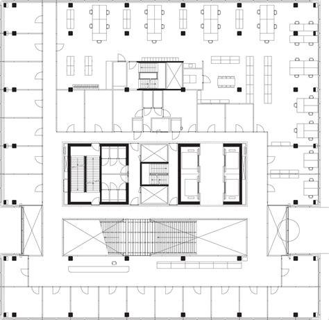 building floor plan sles gallery of menzis office building de architekten cie 10