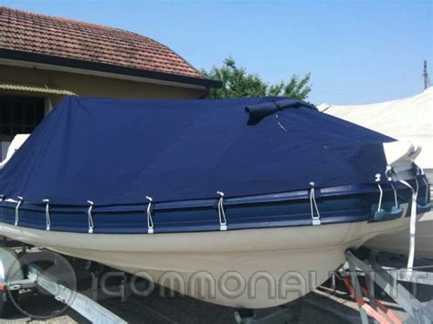 tende per barche vendo tenda per coaster 650