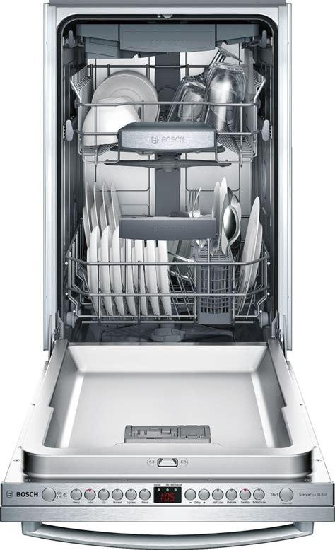 bosch third rack spx68u55uc bosch 800 series 18 quot dishwasher ada height