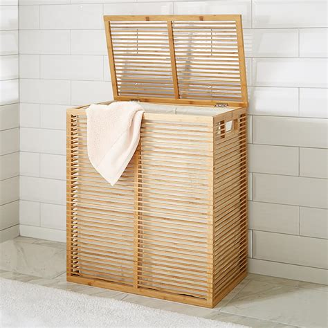 Buy Divided Laundry Her Sierra Laundry Wicker Buy Laundry