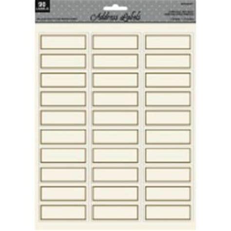 gold printable address labels gold border printable address labels 90ct party city