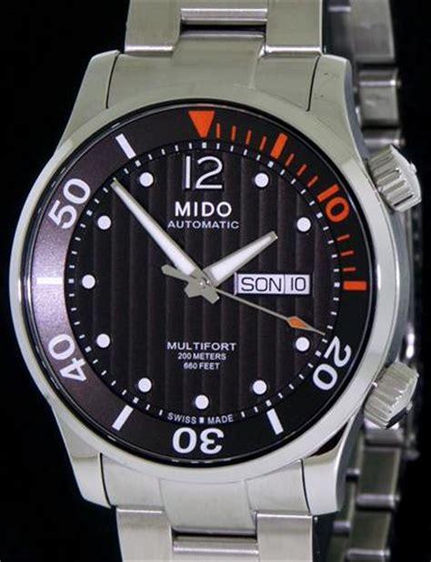 Mido Multifort Automatic Diver M0059303705000 multifort diver inner bezel m0059301106000 mido