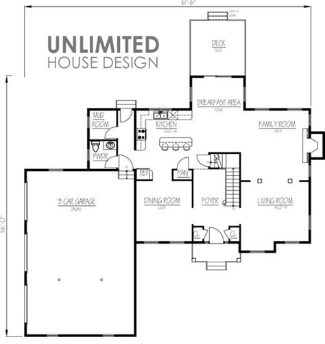 unlimited house design the heidi stock plan