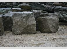 Gray Gorge Seat Boulders - Hammond Farms Landscape Supply Firewood Prices