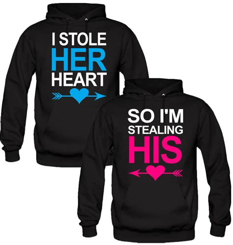 Boyfriend And Matching Jumpers Popular His And Hers Hoodies Buy Cheap His And Hers