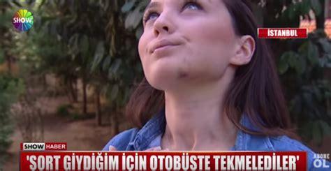 what is a turkey neck on a woman esta mujer turca fue pateada en la cara por usar