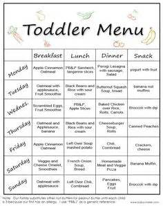 Baby menu planners published october 9 2013 at 791 215 1000 in