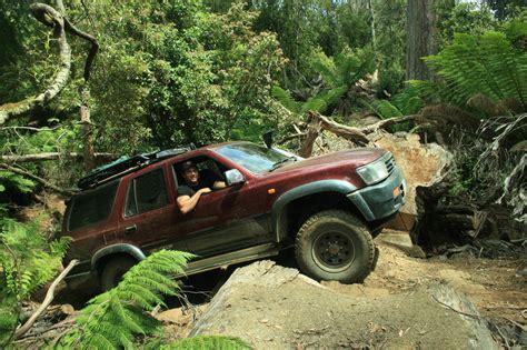 jeep tracks pyengana jeep track