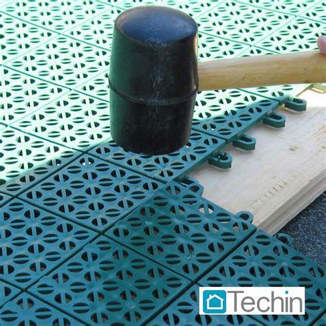piastrelle di plastica mattonelle plastica pavimenti da giardino galleggiante