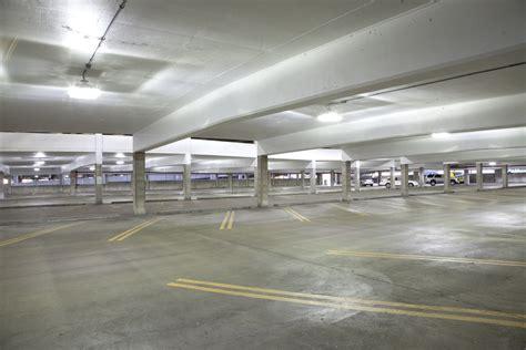 Parking Garage Lighting by Parking Garages Awaken Led Lighting