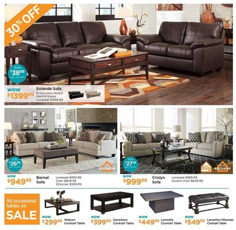 ashley furniture showroom canada furniture home ashley furniture homestore on flyer july 7 to 24