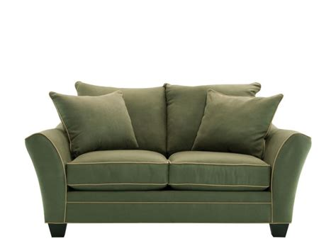ashley furniture green microfiber sofa green microfiber sofa green sofas couches fabric