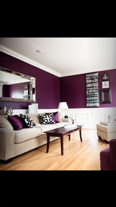 bedrooms painted purple purple living room decorating pinterest paint colors 10791 | 9e4b7c8967f7e18b1c00ae5198b98167