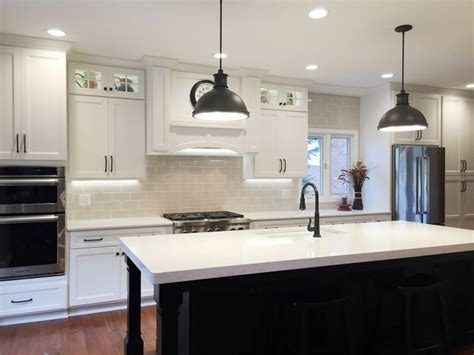 Kitchen Island Overhang by Column Why Install A Custom Range Hood