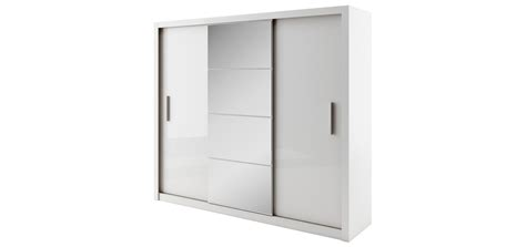 Armoires Dressing Portes Coulissantes by Armoire Dressing 3 Portes Coulissantes Loft