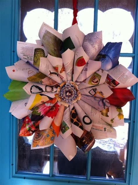 magazine paper craft the of up cycling can i recycle magazines 10 ways to