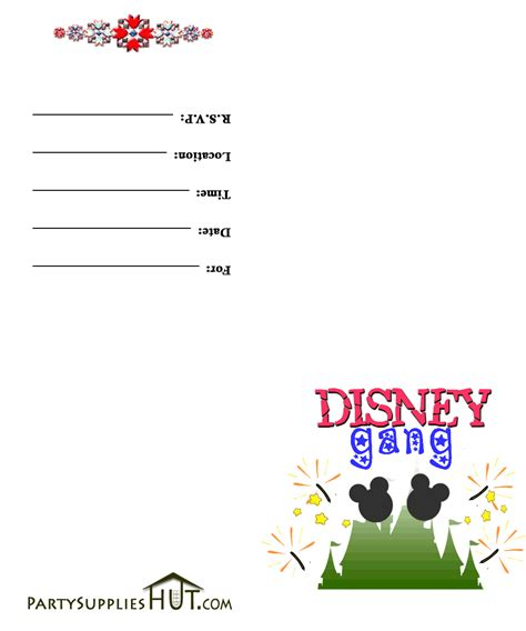 printable birthday cards disney gallery for gt printable birthday cards for kids disney