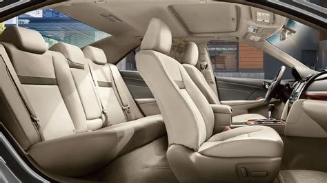 Camry 2014 Interior by Automotivetimes 2014 Toyota Camry Review