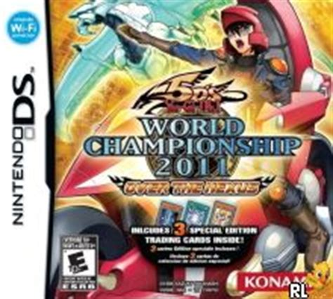 emuparadise yugioh ds yu gi oh 5d s world chionship 2011 over the nexus u