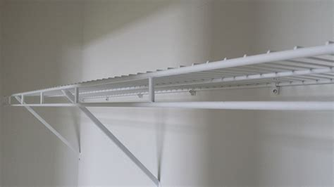 how to install wire closet shelving matt and jentry home
