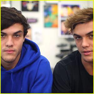 ethan & grayson dolan announce break from youtube | dolan