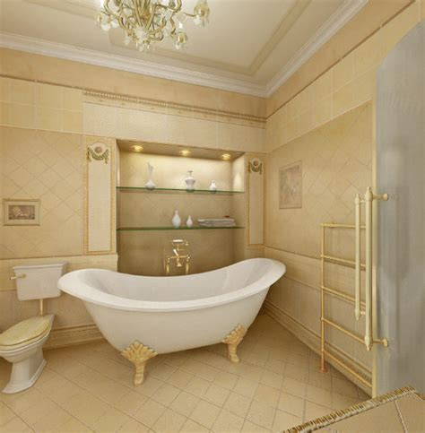 Classic Bathroom | home design classic bathroom