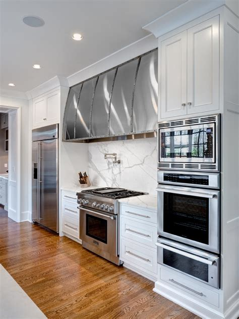 Ceiling Height Kitchen Cabinets Ceiling Height Cabinets Transitional Kitchen Andrew Roby General Contractors