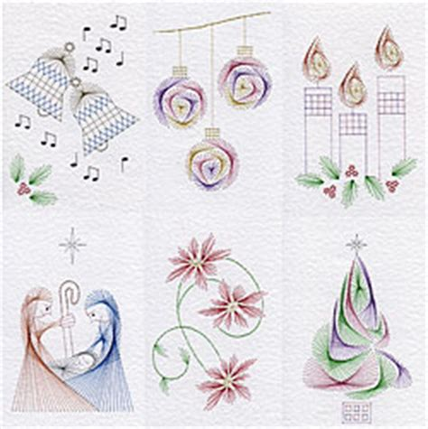card stitch templates stitching cards epatterns create beautiful greetings cards