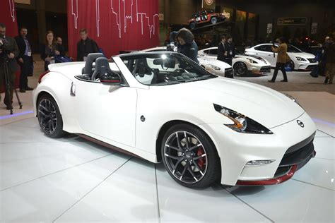 nissan convertible the nissan 370z nismo roadster concept is an easy decision