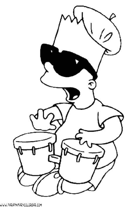 imagenes navideñas de los simpson para colorear dibujos delos simpson imagui