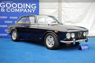 Alfa Romeo 2000 Gtv 1972 Alfa Romeo 2000 Gtv At The Gooding And Company