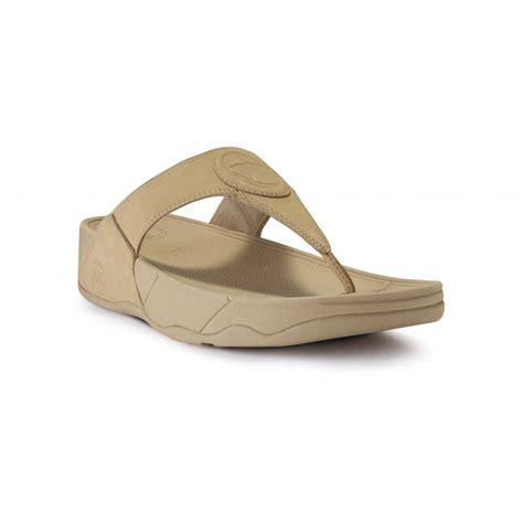 fitflop sandal fitflop walkstar iii maple sugar nubuck sandal fitflop