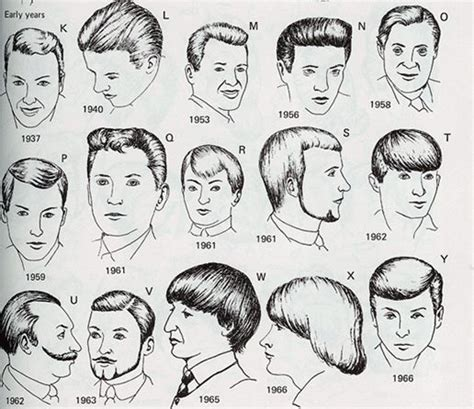 facts about 1960s hairstyles 17 best ideas about 1920s mens hairstyles on pinterest