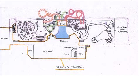 slide in cer floor plans what s going on with ambitious 40m 42 acre destination