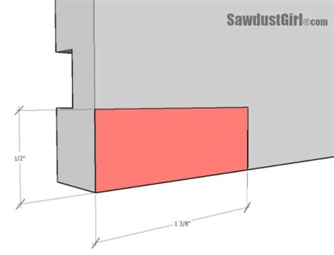 blum drawer glide sizes how to build a drawer for blum drawer glides sawdust girl 174