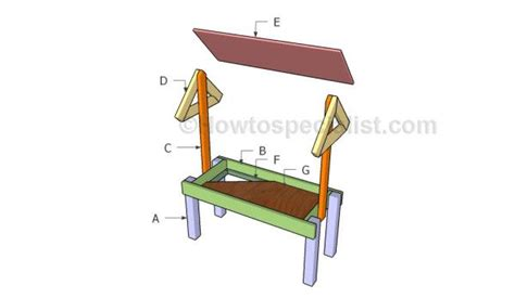 nudge deer feeder plans how to build a deer feeder howtospecialist how to