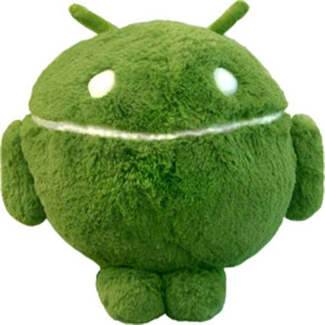 phan giveaway: squishable android robot pillow